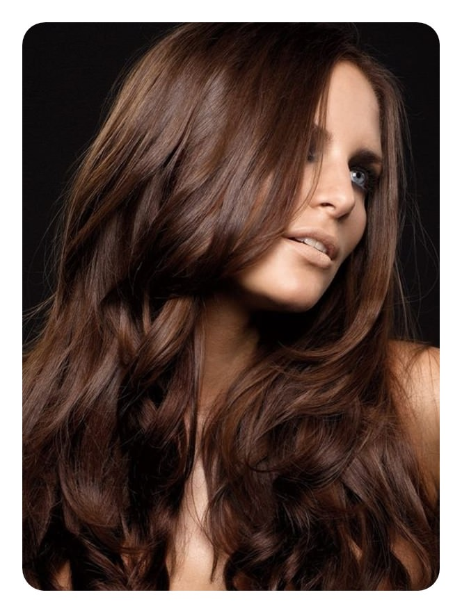 79 Awesome Chocolate Brown Hair Color For Your Hair Stylying