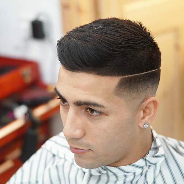 Comb Over Fade Without Line Find Your Perfect Hair Style