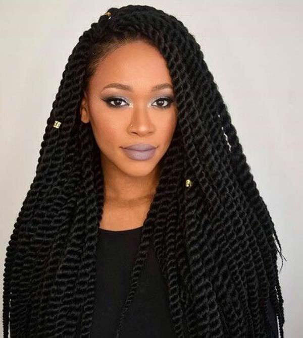 150 Alluring Havana Twist That You Must Try Out Stylying