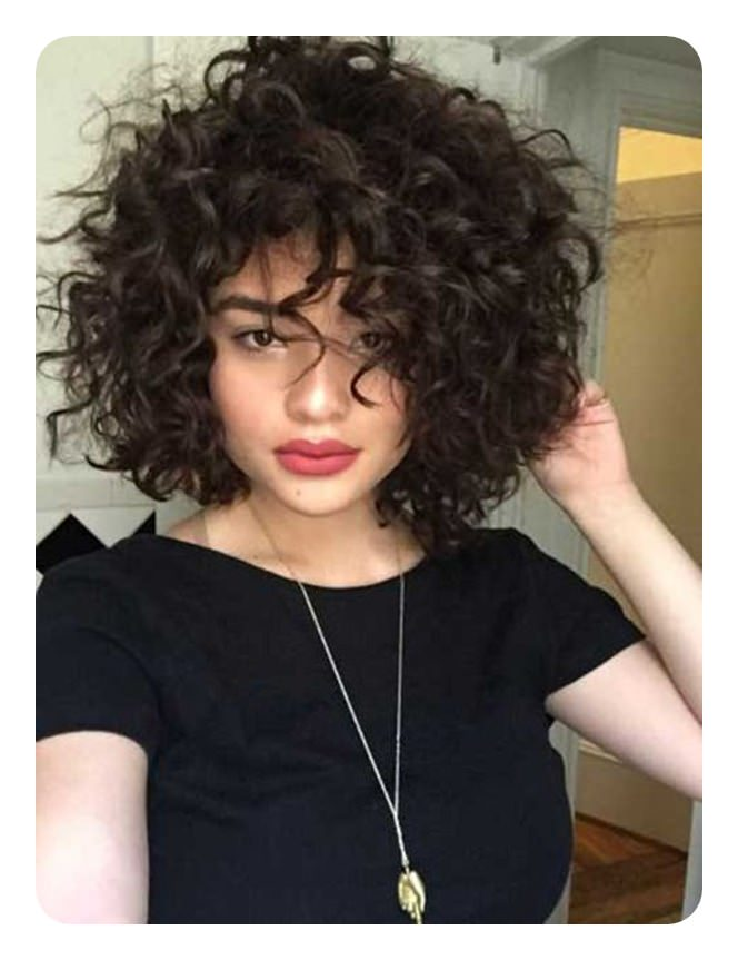 Perm Hair That Has Revived From 80s And Gone Trending In 2018