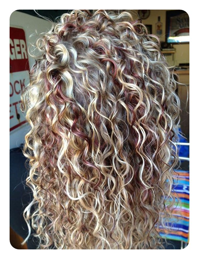 91 Outstanding Perm Hair That Has Revived From 80 S Stylying