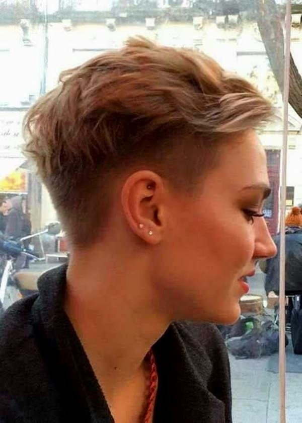 89 Undercut Women That Inspire You For A Unique Look Stylying