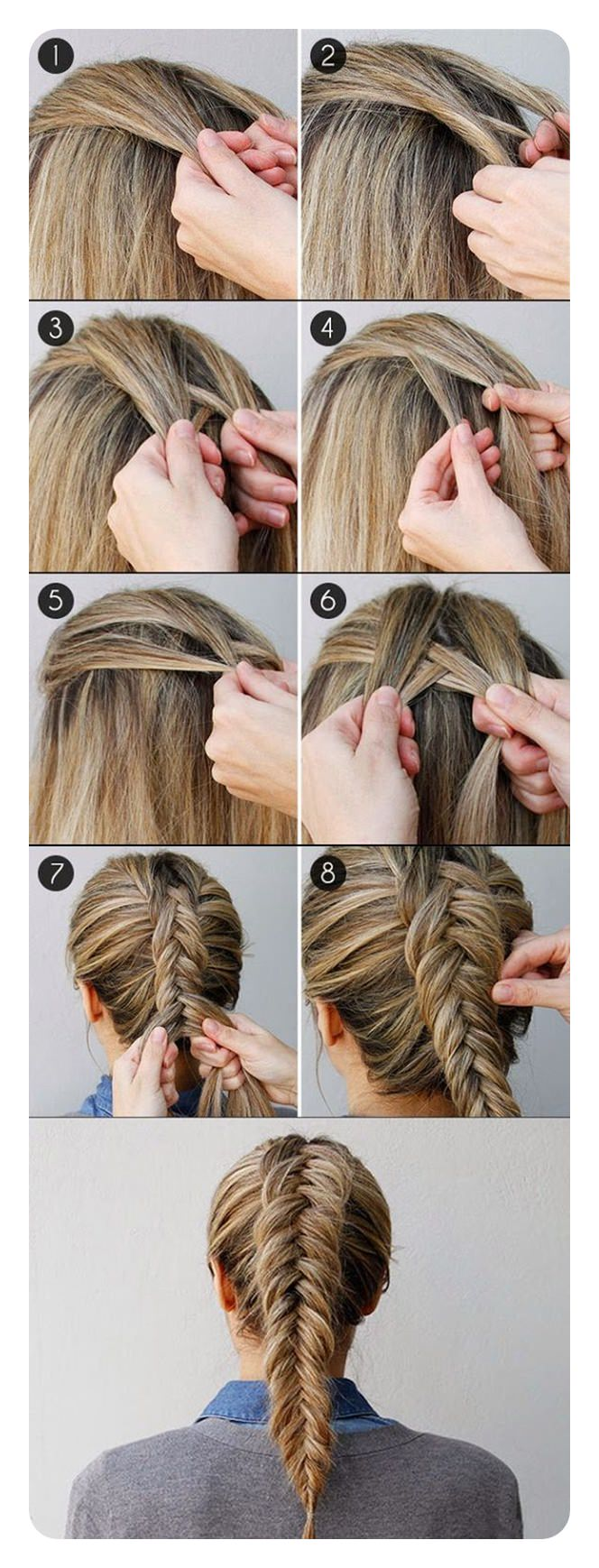 Fishtail Braid A 104 Of Hot And Happening Hairstyles For This Year
