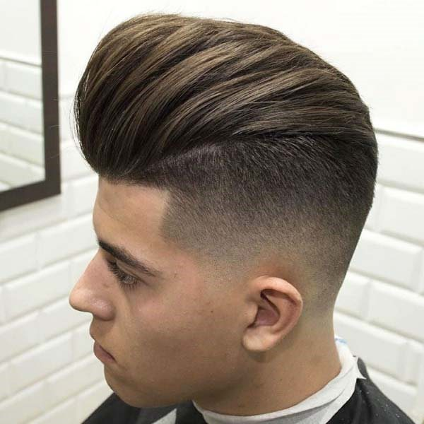 121 Fresh Comb Over Fade To Replace Your Old Look Stylying