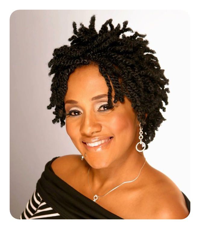 76 Outstanding Kinky Twist Hairstyle To Try Out This Year Stylying