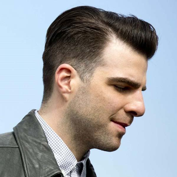 120 Best Pompadour Haircut For Rocking Parties In 2019 Stylying