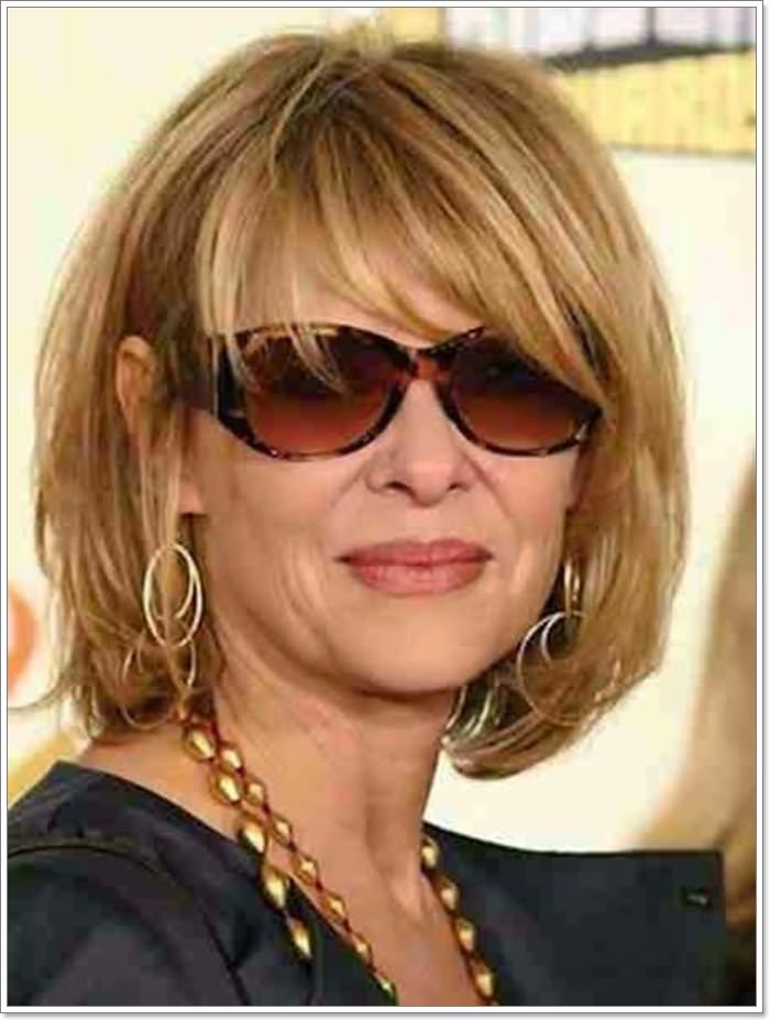 91 Awesome Hairstyles For Women Over 40 Stylying
