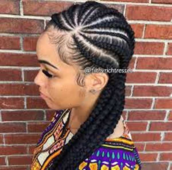 101 Amazing Feed In Braids Styles To Try Out Stylying