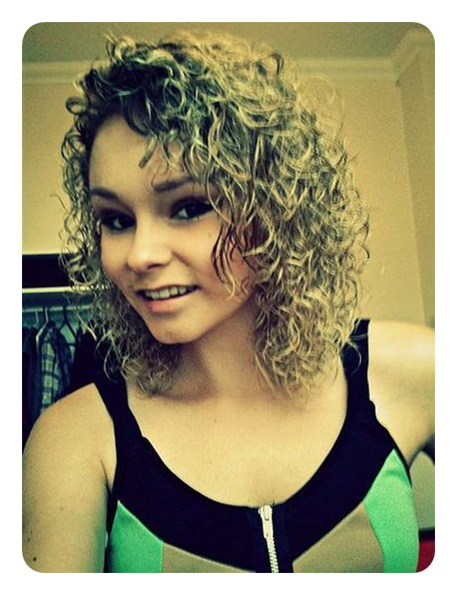 83 Sassy Perm Hair Which Never Goes Wrong Pitchzine